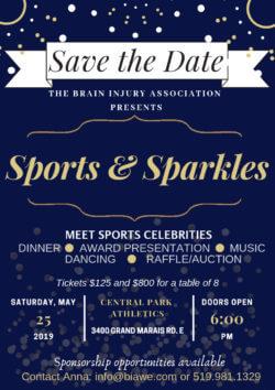 SPORTS & SPARKLE 2019 GALA